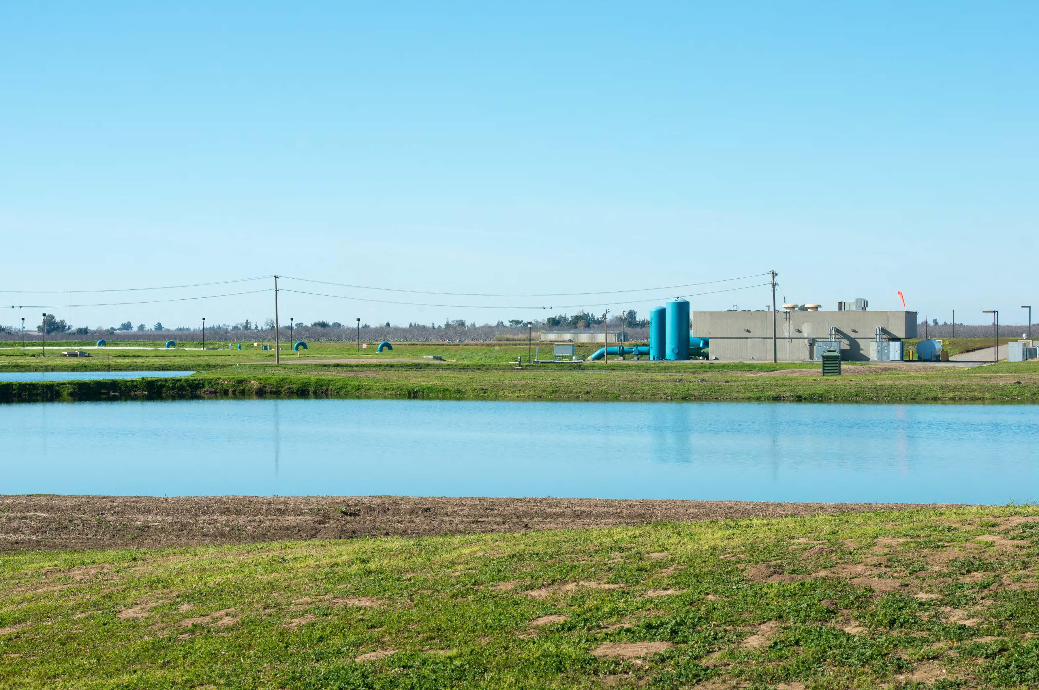 10 Mil Gal Reservoir