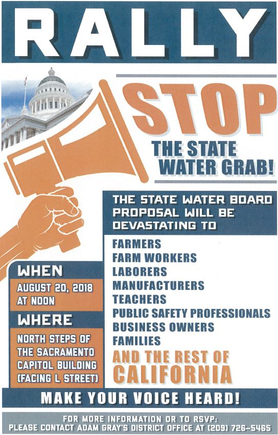 State Water Grab